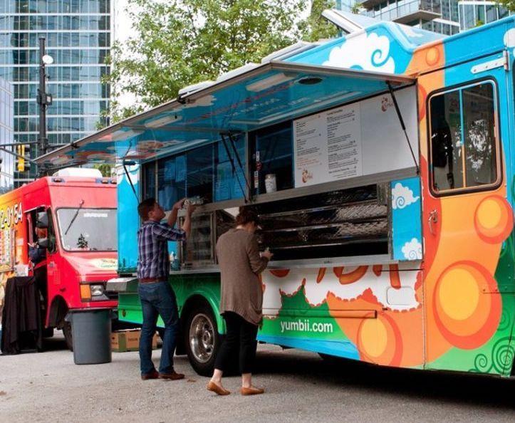 Boston Trail Community Day Food Trucks